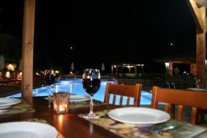 Ataviros Hotel, Aparthotels  Émbonas - big - 130