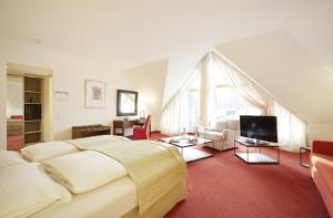 Hotel Rothof Bogenhausen, Szállodák  München - big - 8