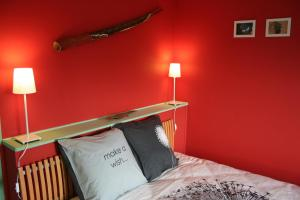 B&B La Clé du Sud, Bed & Breakfasts  Merelbeke - big - 15