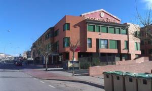 Apartamentos Turisticos Veladiez, Ferienwohnungen  La Lastrilla - big - 26