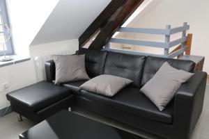 Appartement de charme, Ferienwohnungen  Honfleur - big - 4