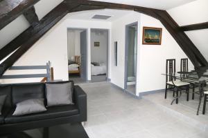 Appartement de charme, Ferienwohnungen  Honfleur - big - 26