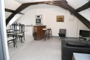 Appartement de charme, Ferienwohnungen  Honfleur - big - 23