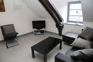 Appartement de charme, Ferienwohnungen  Honfleur - big - 8