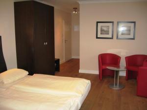 Hotel Kiose, Hotely  Wenningstedt - big - 5