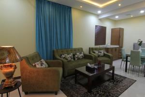 Ronza Land, Aparthotels  Riad - big - 5