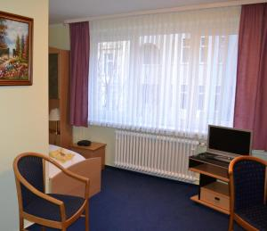 City-Hotel Cottbus, Guest houses  Cottbus - big - 5