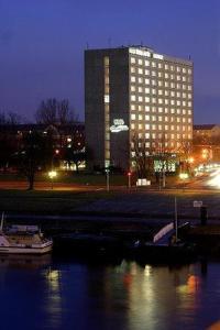 Hotel Am Terrassenufer(Dresde)