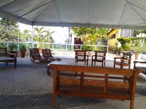 Pousada Aconchego de Minas, Гостевые дома  Juiz de Fora - big - 19