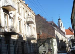 Old Town Klaipedos Street Apartment, Apartments  Vilnius - big - 22