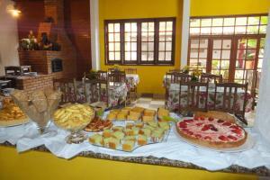 Pousada Aconchego de Minas, Гостевые дома  Juiz de Fora - big - 15