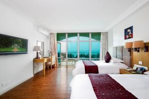 Huayuan Hot Spring Seaview Resort, Resorts  Sanya - big - 2