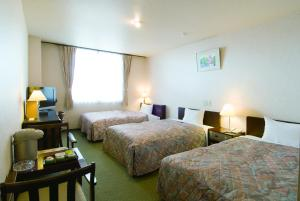 Hotel New Ohte, Hotels  Hakodate - big - 10
