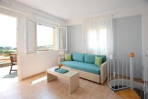 Aigaio Studios, Apartmány  Tinos Town - big - 35