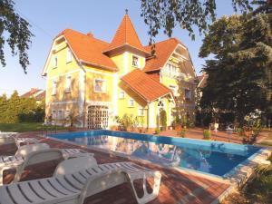 Eden Villa Apartmanhaz