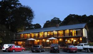 Black Spur Inn, Отели  Narbethong - big - 28