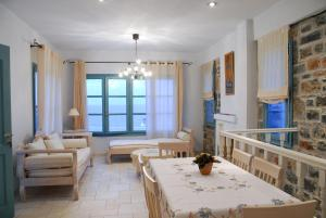 Mohlos Villas, Vily  Mochlos - big - 9