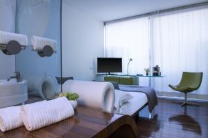 Forretnings-dobbeltværelse med balkon