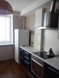Apartment Zvezdova, Apartmanok  Omszk - big - 3