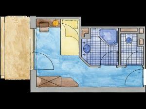 Thermal-Badhotel Kirchler, Hotels  Tux - big - 48