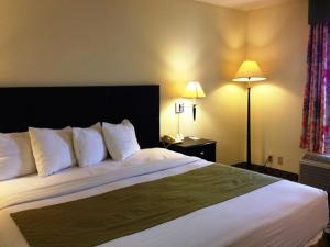 Ikke-ryger suite med queensize-seng