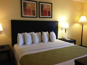Suite med king-size-seng – Røykfritt