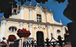 Casa Anna Capri Charme, Апартаменты  Капри - big - 22