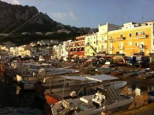 Casa Anna Capri Charme, Апартаменты  Капри - big - 28