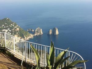 Casa Anna Capri Charme, Апартаменты  Капри - big - 31