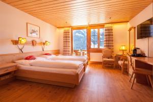 Alpenhof, Отели  Гриндельвальд - big - 16