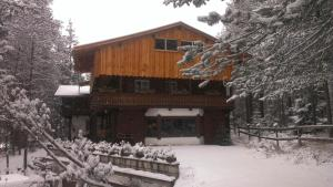 B&B Villa Dolomites Hut, Bed & Breakfast  San Vigilio Di Marebbe - big - 30