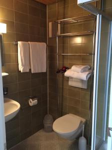 Hotel Schwert, Отели  Нефельс - big - 17