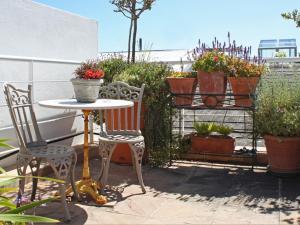 Purple House, Bed & Breakfast  Città del Capo - big - 50