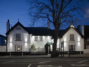 The Old Hall Hotel