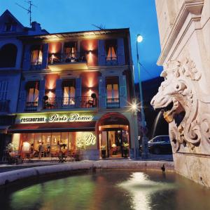 Paris Rome, Hotels  Menton - big - 1