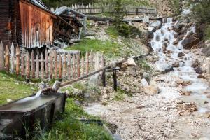 Alpine Mountain Chalet, Chalets  St. Vigil - big - 49
