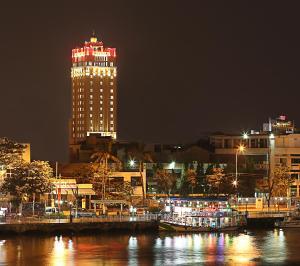 GOPATEL Hotel & Spa, Hotely  Da Nang - big - 1