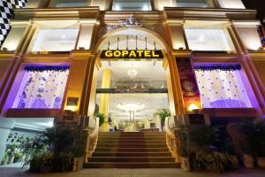 GOPATEL Hotel & Spa, Hotely  Da Nang - big - 61