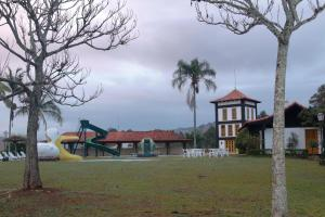 Hotel Serraverde, Szállodák  Pouso Alto - big - 22