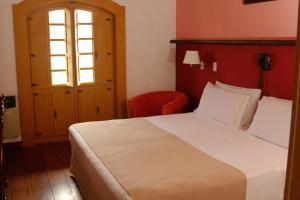 Hotel Serraverde, Отели  Pouso Alto - big - 5