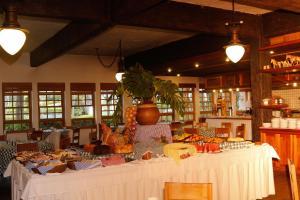 Hotel Serraverde, Szállodák  Pouso Alto - big - 20