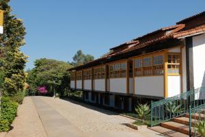 Hotel Serraverde, Szállodák  Pouso Alto - big - 15