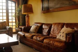 Hotel Serraverde, Szállodák  Pouso Alto - big - 12