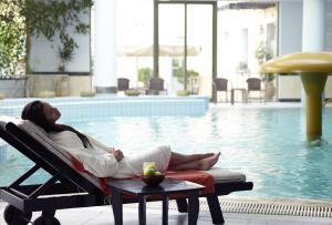 Thermae Sylla Spa & Wellness Hotel, Rezorty  Loutra Edipsou - big - 39