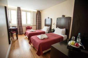 Hotel Bracara Augusta, Отели  Брага - big - 4