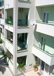 Rooms & Apartments Villa Anka, Апартаменты  Тучепи - big - 22
