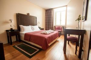 Hotel Bracara Augusta, Отели  Брага - big - 8
