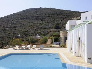 Onar Patmos, Apartmány  Grikos - big - 78