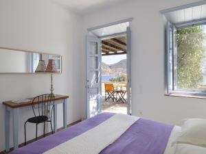 Onar Patmos, Apartmány  Grikos - big - 19