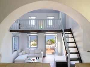 Onar Patmos, Apartmány  Grikos - big - 15